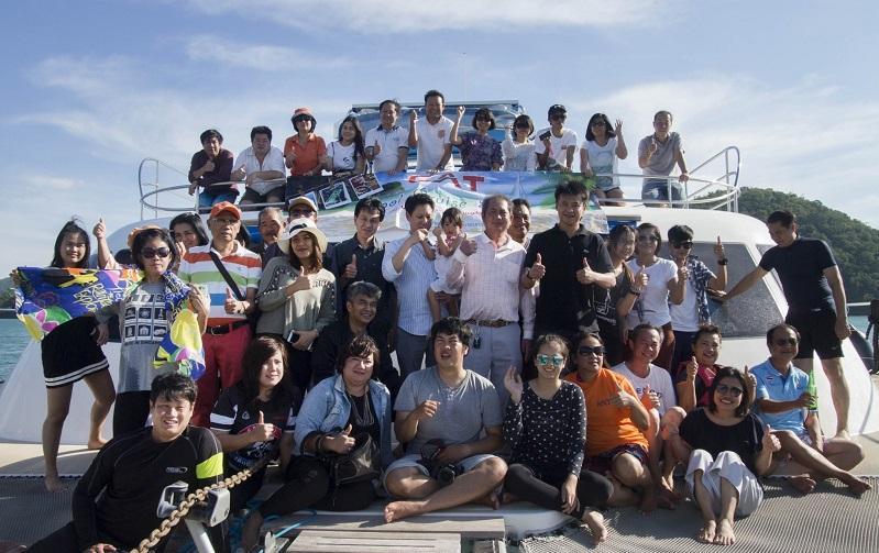 CAT จัดกิจกรรม CAT Cool Cruise 2017 กระชับความสัมพันธ์สำหรับลูกค้าผู้ประกอบการ