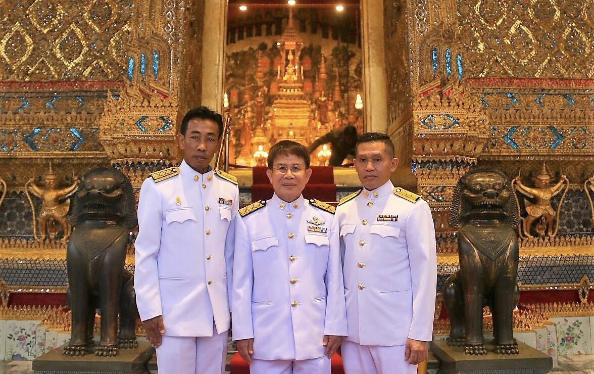 CAT ร่วมรับเสด็จสมเด็จพระเจ้าอยู่หัว  เนื่องในวันพระบาทสมเด็จพระพุทธยอดฟ้าจุฬาโลกมหาราช  และวันที่ระลึกมหาจักรีบรมราชวงศ์