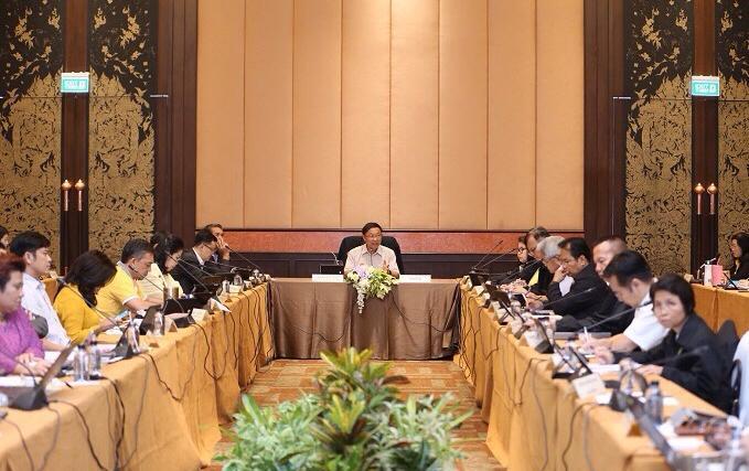 CAT เข้าร่วมการประชุมเชิงปฏิบัติการ รองรับแผนปฏิรูปประเทศ ระยะ 5 ปี